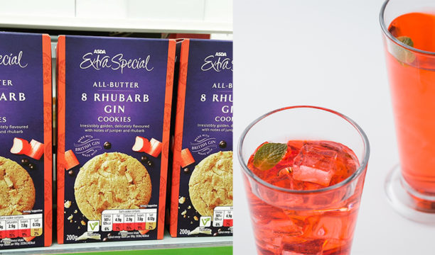 Featured Image for UK Supermarket Now Sells Rhubarb Gin Cookies and We Need Them Asap