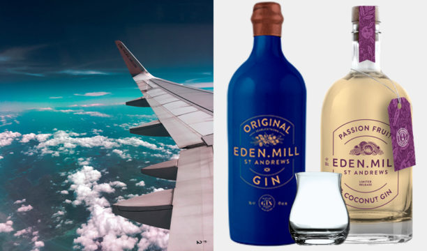 Featured Image for Eden Mill Set to Take Off With High Flying Gin Offering