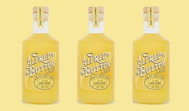 Featured Image for This Lemon Sherbet Gin Liqueur Looks Like The Perfect Shimmery Addition to Your G&T