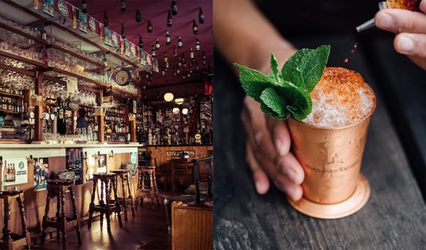 Featured Image for 10 Best Gin Bars to Visit in Edinburgh