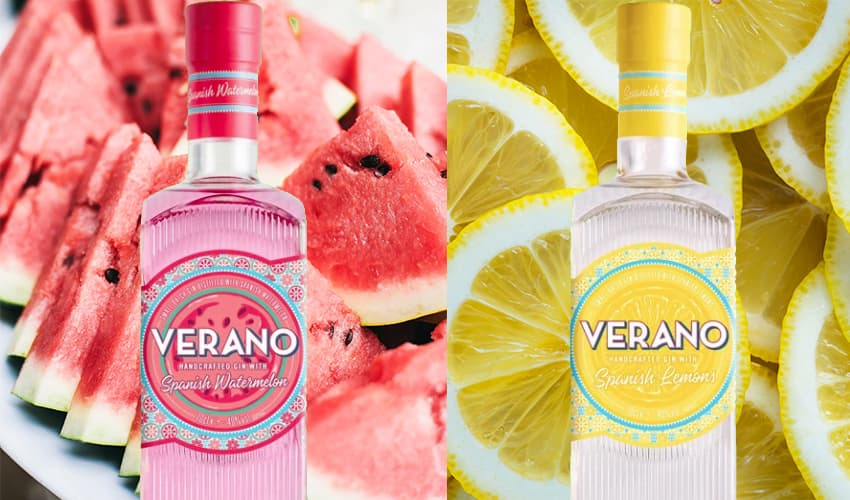 Featured Image for These Two New Gins by Asda Look and Taste Like Summer
