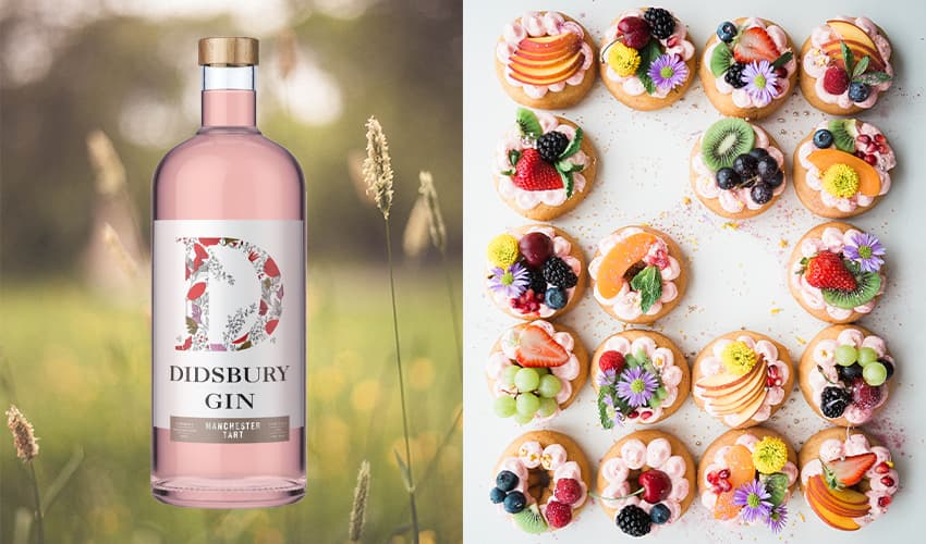 Featured Image for Didsbury Gin Creates Limited Edition Manchester Tart Gin Just In Time for Manchester Day