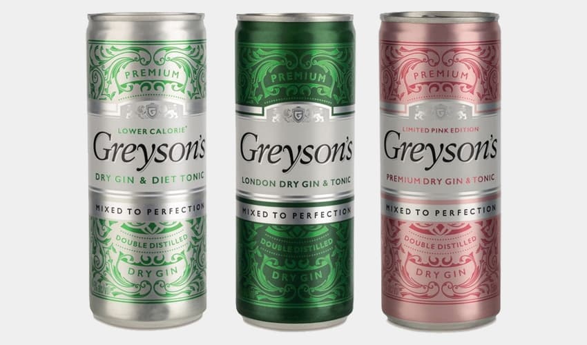 Featured Image for Aldi Is Launching Bespoke Gin In A Can In Three Refreshing Flavours
