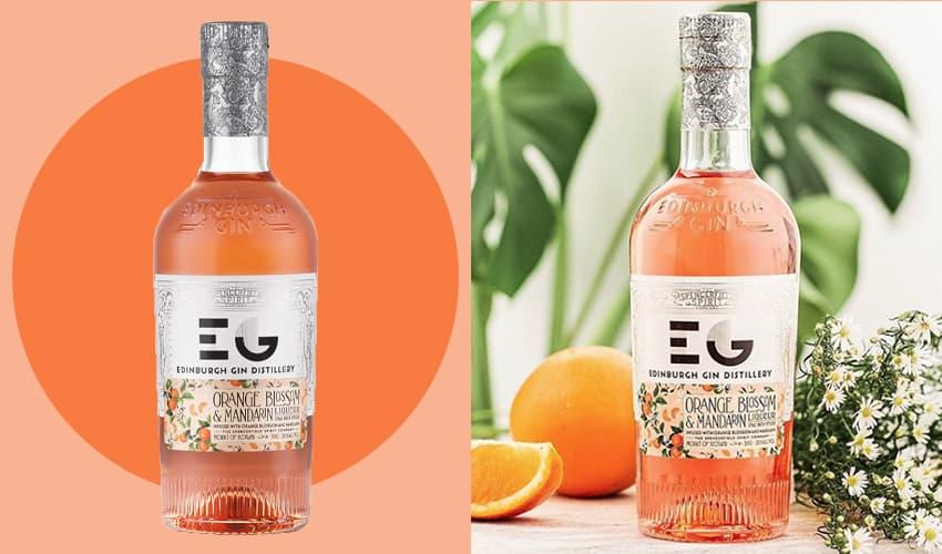 edinburgh orange blossom and mandarin liqueur