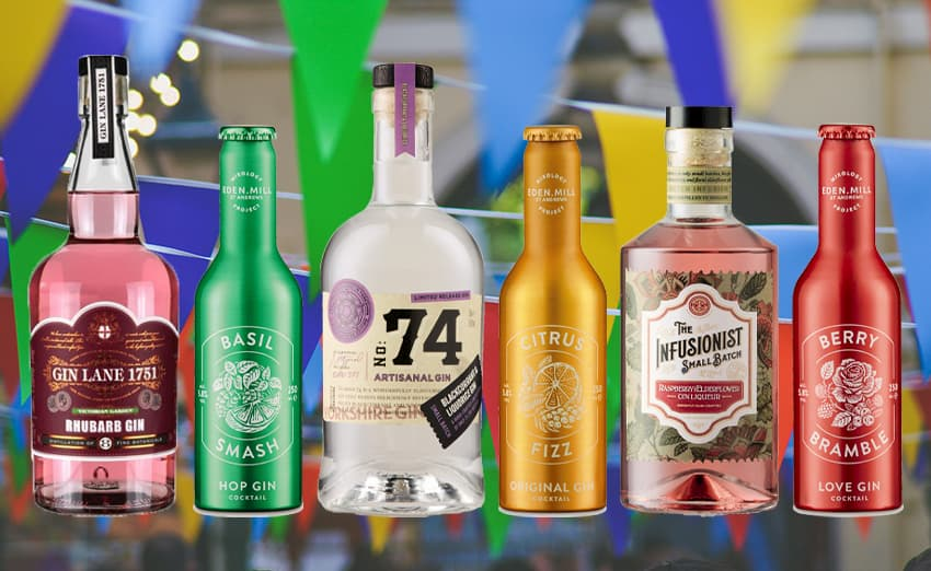 Featured Image for Aldi's National Summer Gin Festival Is Back for 2019 And We Can't Contain Our Excitement