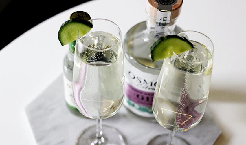 gin prosecco