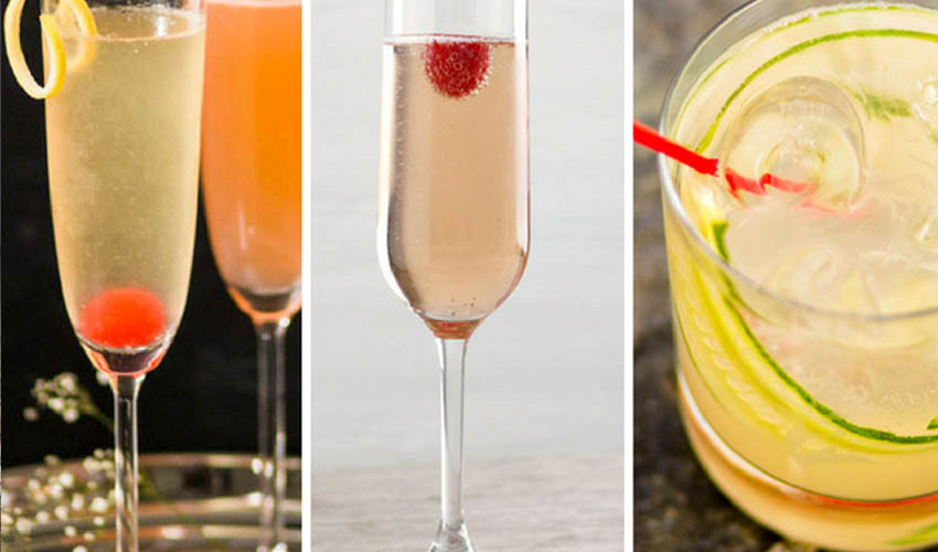 Featured Image for The 13 Best Gin and Prosecco Cocktails for Every Occasion