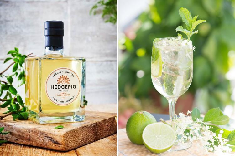 Featured Image for Review: Hedgepig Zesty Elderflower Gin Liqueur