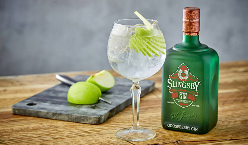 Featured Image for Review: Slingsby Gooseberry Gin