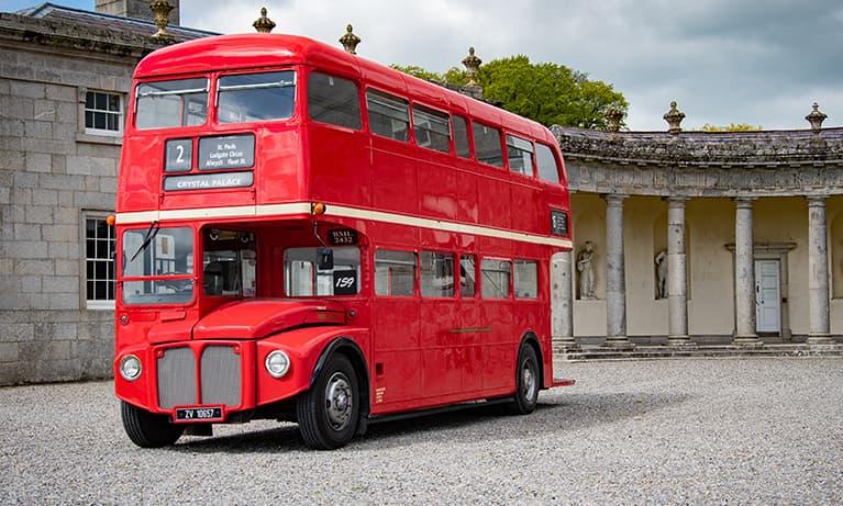 dublin vintage bus tour