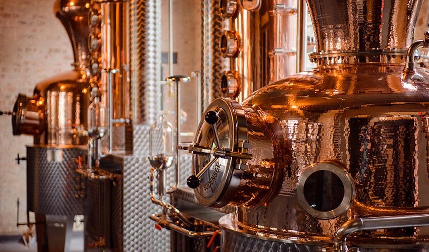 London gin distillery tours