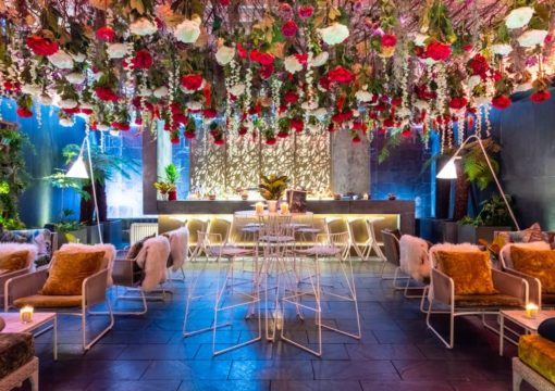 Featured Image for This Enchanted Cocktail Garden Will Make Your Gin Dreams Come True