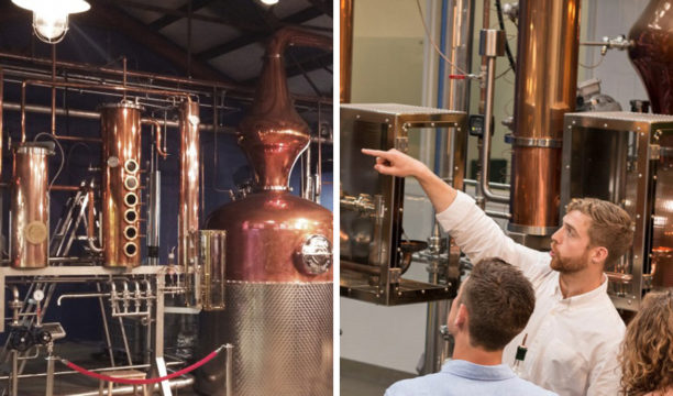 London gin distillery tours