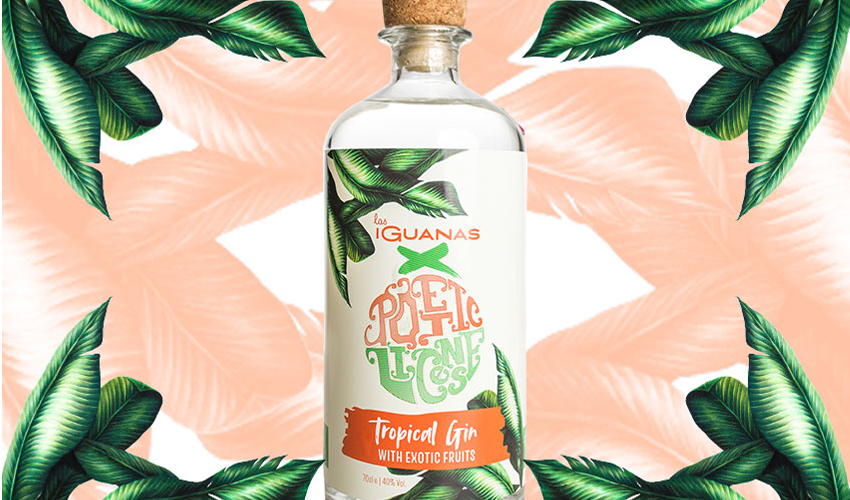 poetic license tropical gin