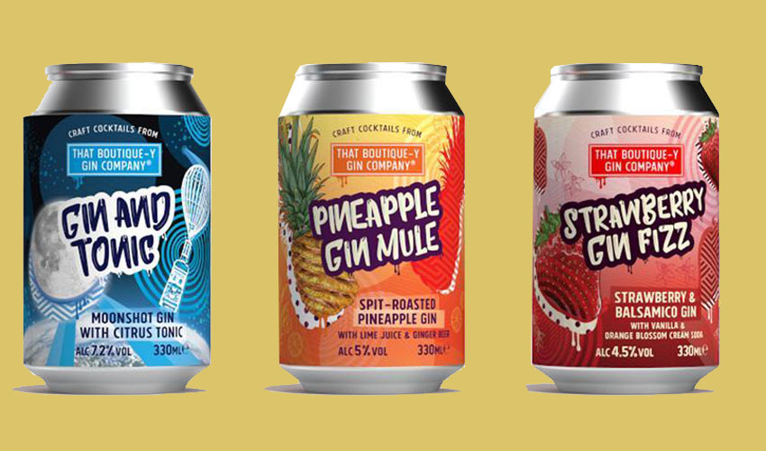 Featured Image for That Boutique-y Gin Have Launched Soda-Pop Style Cocktail Cans