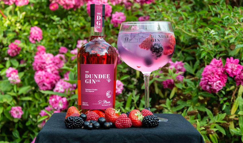 Featured Image for There's a Gin Tasting Festival With a Great Cause Coming to Dundee