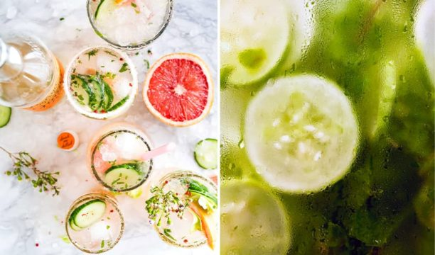 Featured Image for This Cucumber Gin Recipe Will Freshen Up Your Palate for Summer