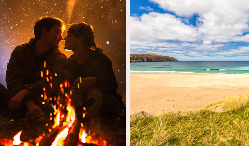 Featured Image for This Remote Scottish Island Contains a Stunning Secluded Gin Hideaway