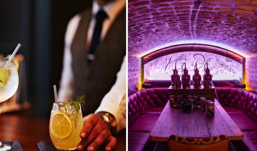 Featured Image for The Best Gin Tasting Experiences Edinburgh Has to Offer