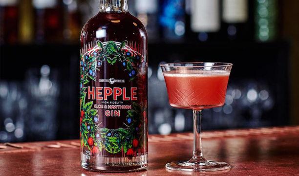 Hepple Sloe Gin review