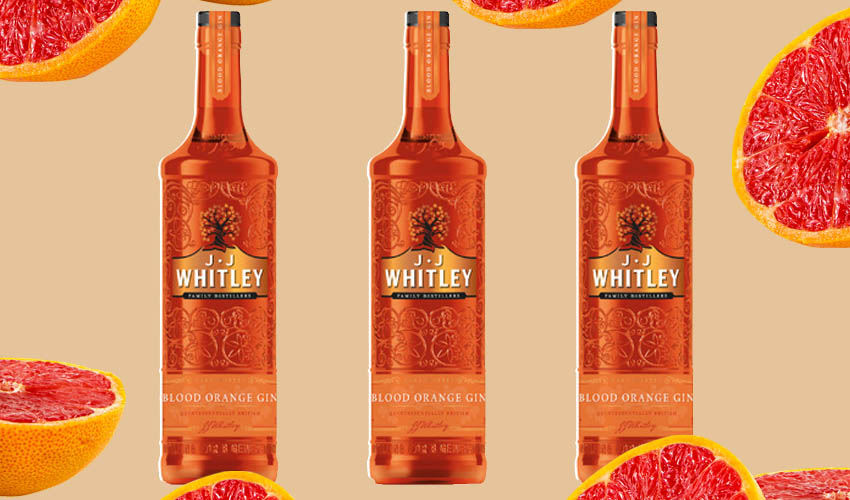 Featured Image for JJ Whitley Has Launched a Blood Orange Gin