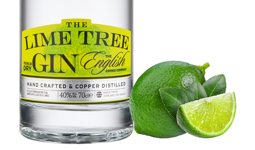 lime tree gin
