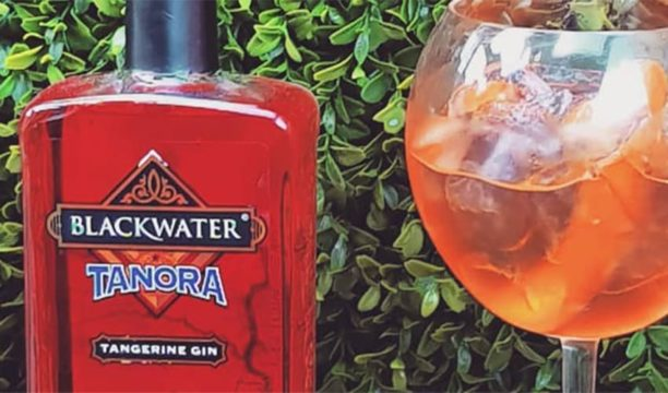 Featured Image for This Blackwater Tanora Tangerine Gin Will Make Your G&T Ooze Citrus Goodness