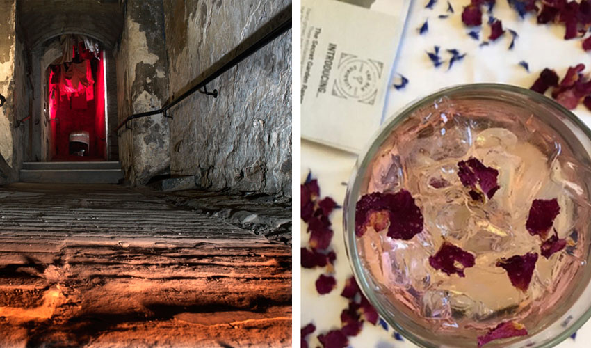Featured Image for You Can Now Experience a Gin History Tour That's Completely Underground