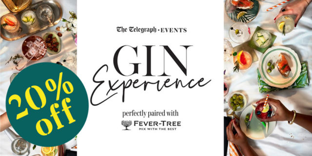 Featured Image for Get 20% Off The Telegraph Gin Experience Using Our Discount Code