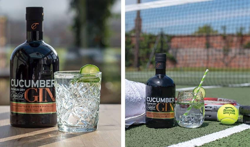 cucumber gin