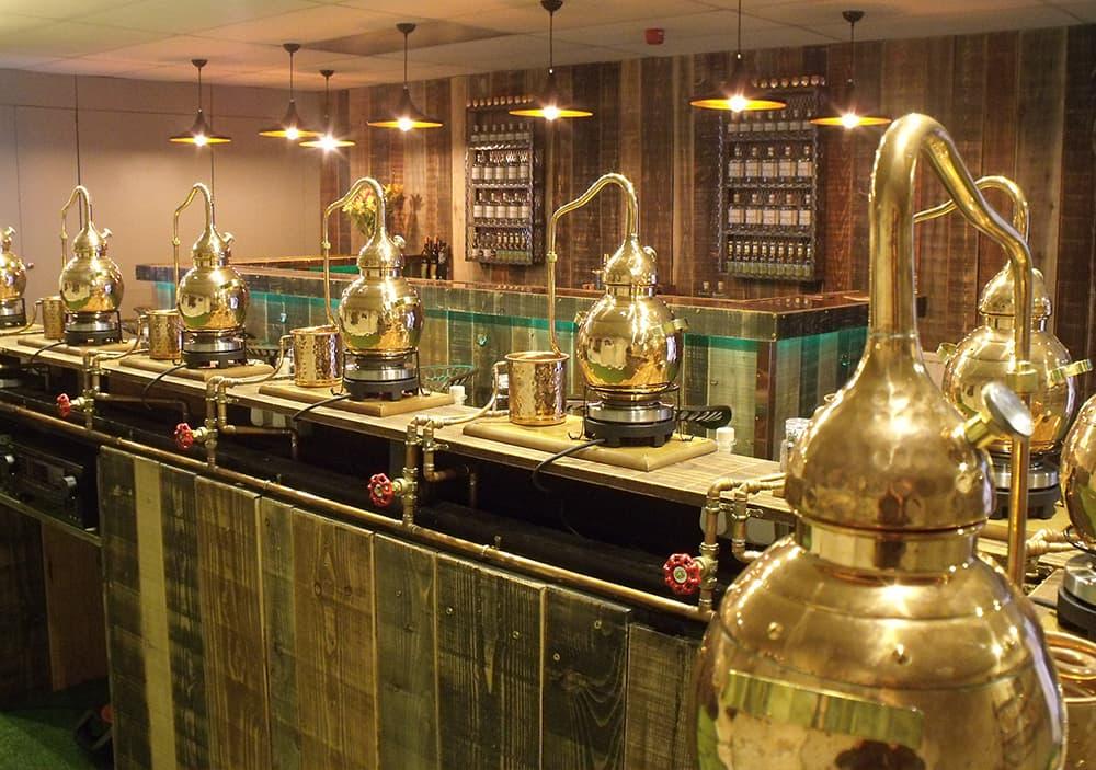 gin making experience UK