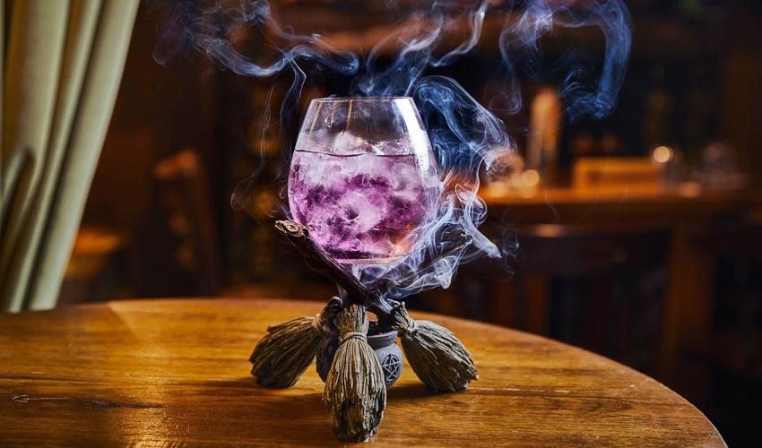 Mr Fogg's new gin menu