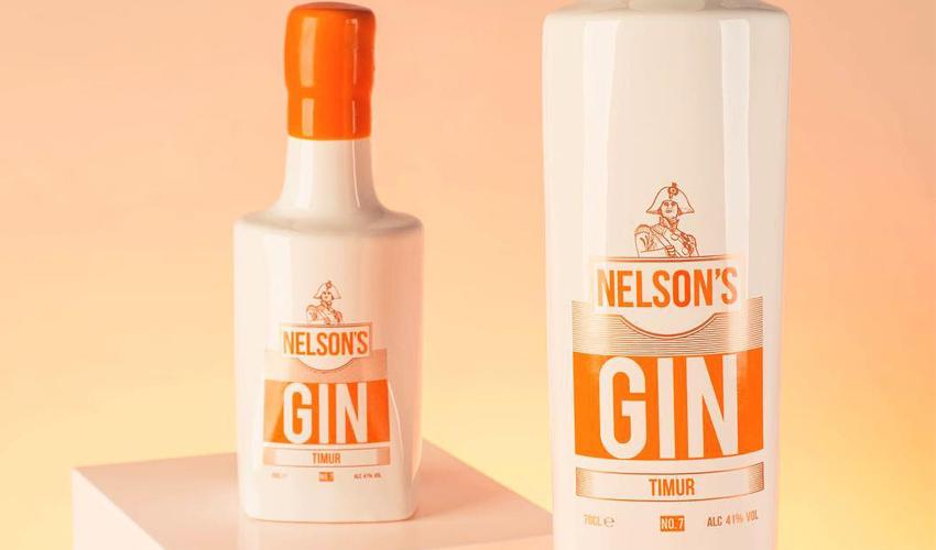 Nelsons Timur Gin