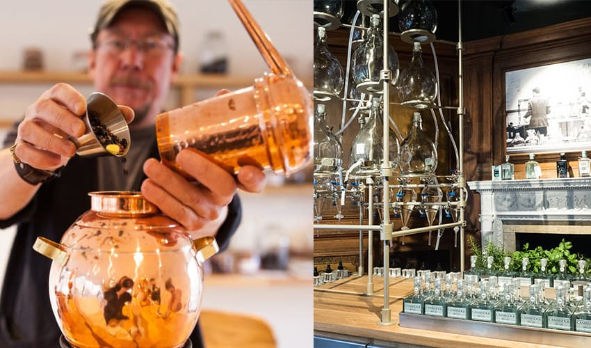 Featured Image for 14 Best Gin Making Experiences in the UK