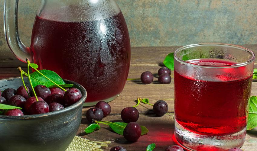 cherry gin recipe
