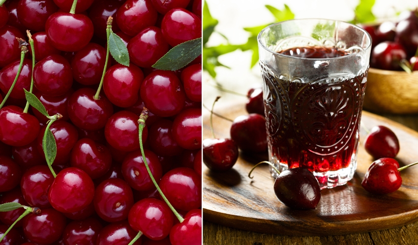 Featured Image for This Cherry Gin Recipe Tastes as Sweet as It Looks