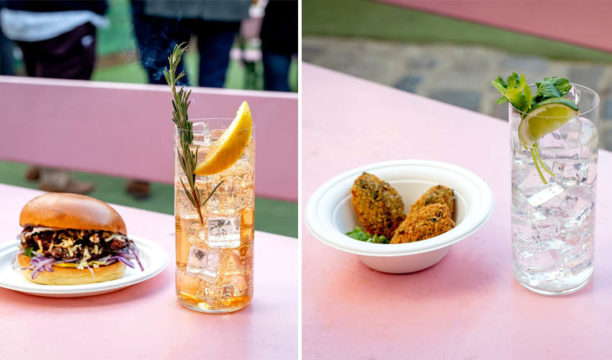 Featured Image for These Gin Cocktail and BBQ Food Pairings Are an Al Fresco Match Made in Heaven