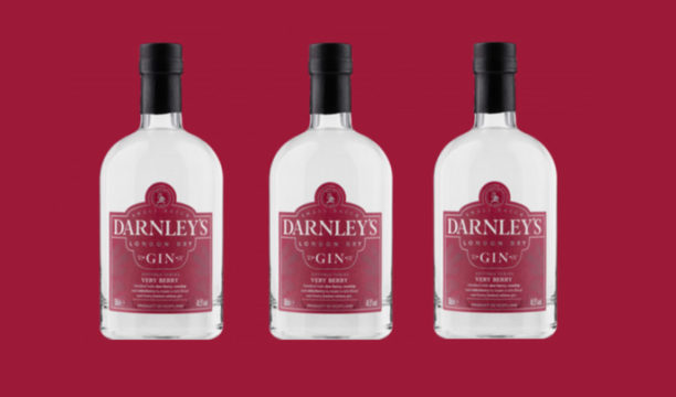 Featured Image for REVIEW: Darnley's Very Berry Gin