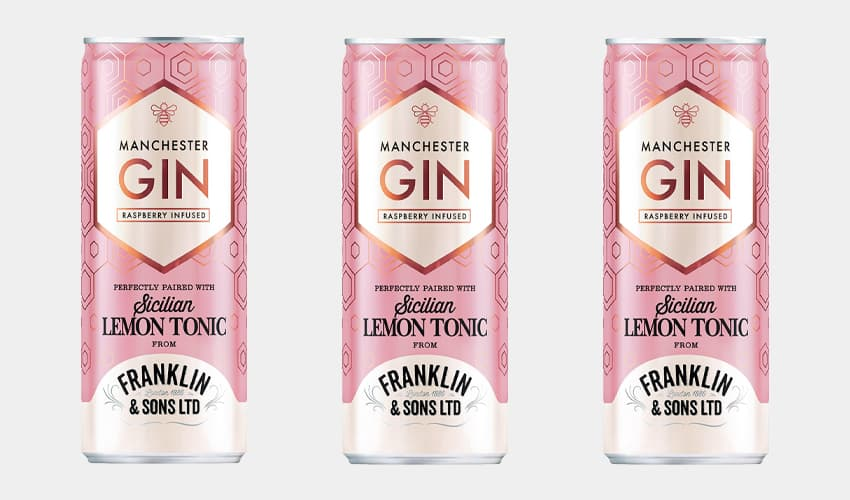 manchester gin can