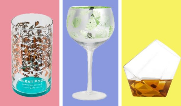 Featured Image for 9 Utterly Unusual Gin Glasses That Every Gin Lover Needs In Their Collection