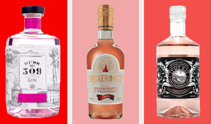 Featured Image for 12 Grapefruit Gins You'll Be Craving All Summer