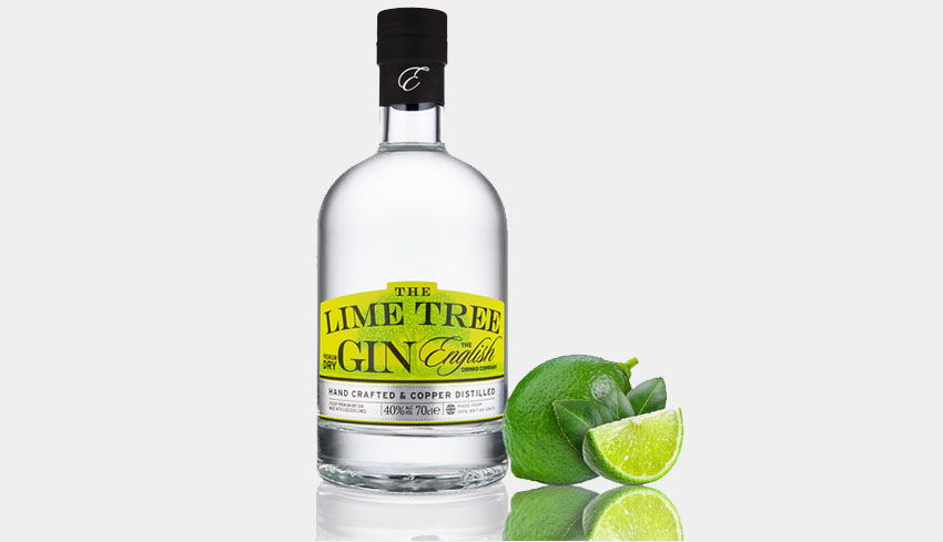 lime tree gin review