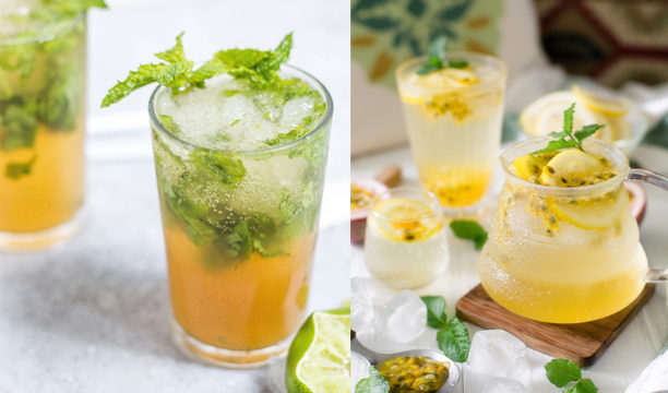 Featured Image for Quench Your Thirst With This Mouthwatering Mango Mojito Recipe