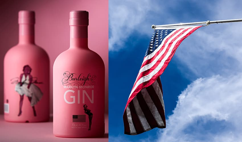 Featured Image for Enjoy A Marilyn Moment This 4th of July with Burleighs Gin