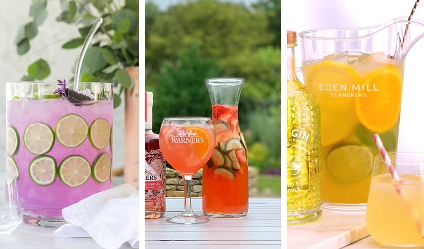 Featured Image for 14 Refreshingly Delicious Cocktail Pitchers for Your Next BBQ
