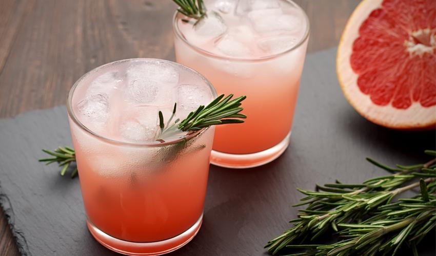 grapefruit gin cocktail