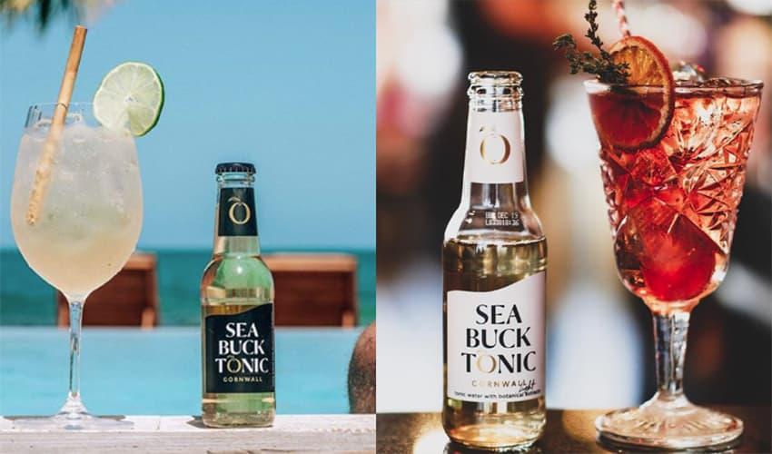 sea buck tonic water