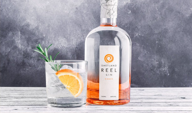 Featured Image for Review: Shetland Reel Simmer Gin