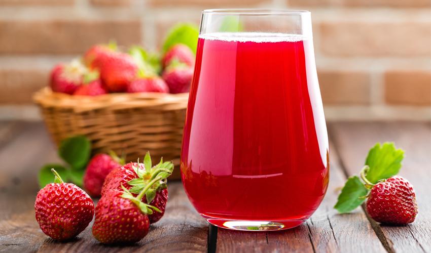 strawberry gin recipe