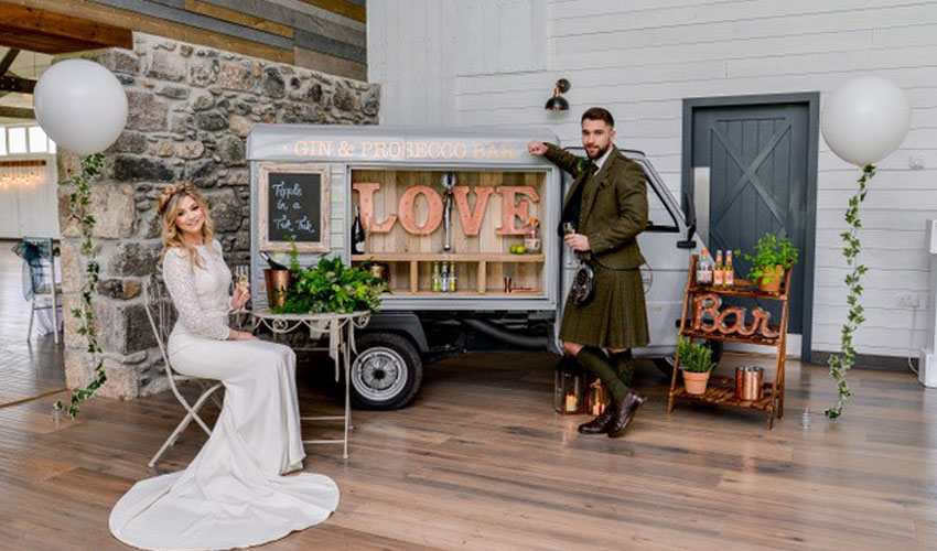 Featured Image for This Gin & Prosecco Van Is Perfect for Summer Outdoor Parties and Events